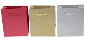 Geschenktragtasche Uni sort Produktbild