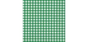 Motivserviette 33x33cm Karo d.grün HOME F. 211280 Produktbild