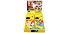Klebestücke Patafix sortiert UHU 49773 Display Produktbild