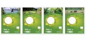 Heft A4 16BL Lin21 URSUS 040700021 Green Pure 80g Produktbild
