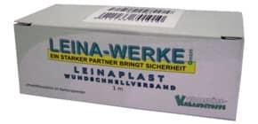 Pflaster 1Mx8cm LEINA-WERKE 70052 elastisch Produktbild