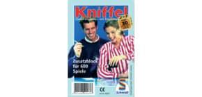 Kniffelblock 600 Spiele SCHMIDT 49067 Produktbild