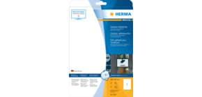 Folienetiketten 210x297 weiß Produktbild