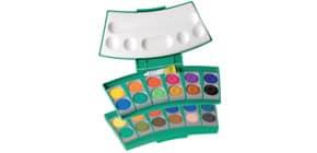 Farbkasten ProColor grün ProduktbildSingle ImageM