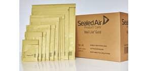Buste imbottite Mail Lite® Gold H 27x36 cm Avana conf. 50 pezzi - 103027407 Immagine del prodotto