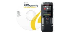 Registratore vocale digitale PHILIPS antracite DVT2710 Immagine del prodotto
