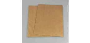 Packpapier 70g 75x100 gef. braun WEROLA 4302 Natron 2Bg Produktbild