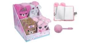 Tagebuch Cute Secrets sort. 31040 Best Girls Produktbild