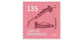 Briefmarke Österreich POST EURO 1,35  Produktbild