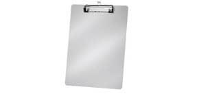 Tavoletta portablocco Lebez A4 argento  7720 Immagine del prodotto