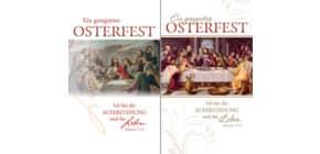 Osterbillett heilig 10 Stück Produktbild