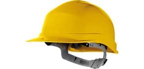 Elmetto da cantiere DELTA PLUS Zircon 1 polietilene giallo - ZIRC1JA Immagine del prodotto
