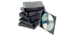 CD/DVD-Hülle Slimcase 25erPack Produktbild