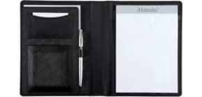 Schreibmappe A5 schwarz Produktbild