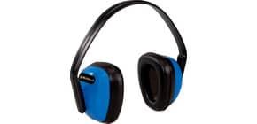 Cuffia antirumore Delta Plus con padiglioni in polistirene archetto in ABS blu-nero - SPA3BL Immagine del prodotto