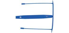 Aktenbinder E-Clip blau Produktbild