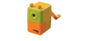 Spitzmaschine gelb-orange-grün Produktbild