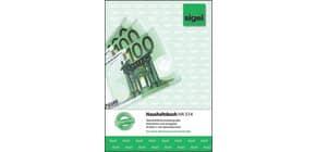 Haushaltsbuch A5 40BL SIGEL HA514 Produktbild