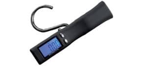 Bilancia digitale pesa bagagli JSA con display LCD nero 70819 Immagine del prodotto