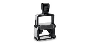 Timbro autoinchiostrante personalizzab. Trodat Professional 5206 4.0 in acciaio 56x33 mm nero - 119722 Immagine del prodotto