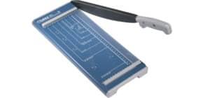 Taglierina a leva Dahle Hobby con pressino manuale max 8 fogli - luce 320-0,8 mm blu  00502-20043 Immagine del prodotto