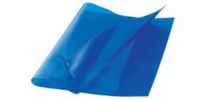 Hefthülle A5hoch PP blau Produktbild