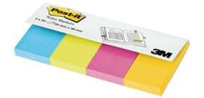 Index Marker 4-färbig 4x50Blatt Produktbild