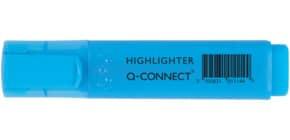 Evidenziatore Q-Connect 1,5-2 mm blu  KF01114 Immagine del prodotto