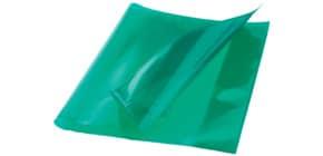 Hefthülle A4hoch PP grün Produktbild