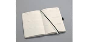 Buchkalender 2021  ca. A5 schwarz Produktbild