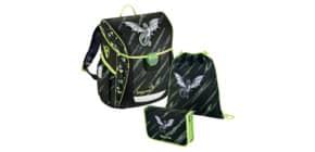 Schultaschenset Fabby Dragon Produktbild