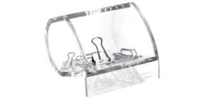Klammernspender Acryl glasklar Produktbild