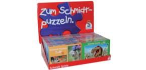 Puzzle Kinder sort. SCHMIDT 80096 Produktbild