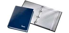 Telefonbuch A5 4R dunkelblau ProduktbildSingle ImageM