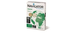 Carta per fotocopie A4 Navigator Universal 80 g/m² Risma da 500 fogli - NUN0800652 Immagine del prodotto