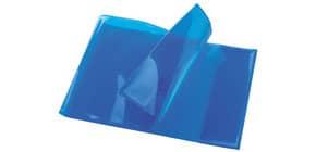 Hefthülle A5quer PP blau ProduktbildEinzelbildM