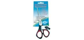 Schere Edelstahl Soft 16cm WEDO 976651 Spitz Linkshänder Produktbild