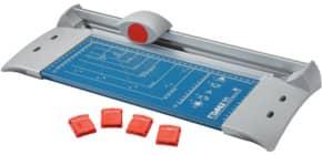 Taglierina a rullo Dahle Hobby  con pressino automatico blu R000505 Immagine del prodotto