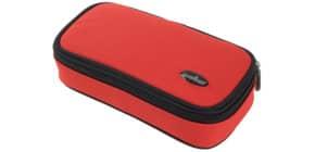 Schüleretui Classic red WALKER 49164-050 1-Stock Produktbild