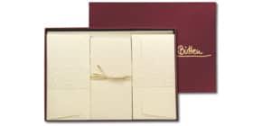 Briefkassette Bütten A4 cham Produktbild