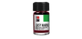 Marmorierfarbe 15ml rosa MARABU 13050 039 033 Easy Marble Produktbild