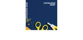 Catalogo generale 2020 - copertina 'Blu Office' - scatola 10 pz. - versione senza prezzi - CAT2020-1 Immagine del prodotto