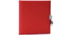 Tagebuch rot ProduktbildEinzelbildM