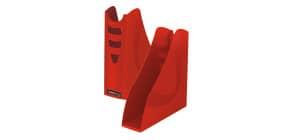 """Portariviste ARDA """"Rosso Italia Collection"""" polistirolo rosso 7,5x26,6x27,8 cm - 7118RIR Immagine del prodotto"""
