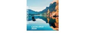 Catalogo generale 2020 - copertina 'Riflessi' - scatola 10 pz. - versione senza prezzi - CAT2020-7 Immagine del prodotto