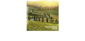 Catalogo generale 2020 - copertina 'Dolci colline' - scatola 10 pz. - versione senza prezzi - CAT2020-3 Immagine del prodotto