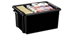 Ablagebox HW046R schwarz Produktbild