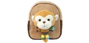 Kindergartenrucksack Kids Plush Affe Produktbild