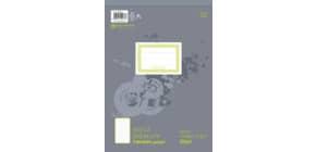Notizblock A4 100BL liniert Produktbild