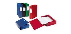 Cartella portaprogetti Sei Rota Scatto - dorso 4 cm blu - 25x35 cm 67900407 Immagine del prodotto